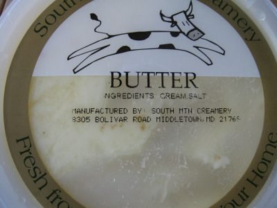 Please Pass the Butter…