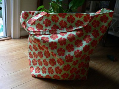 Sewing Project – Reversible Bag