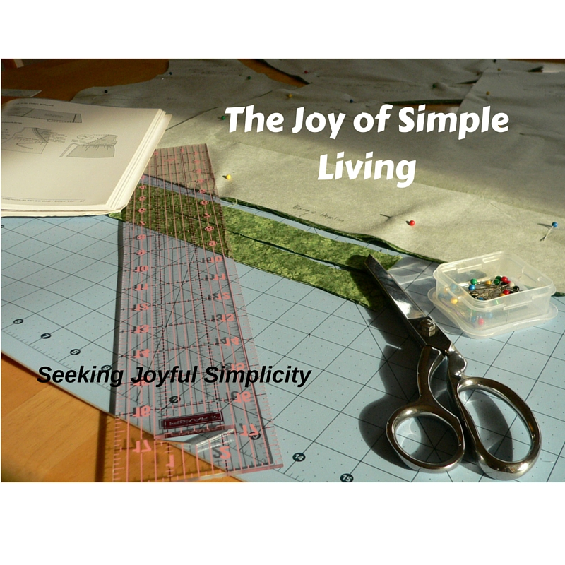 The Joy of Simple Living. Voluntary Simplicity and Living with Less