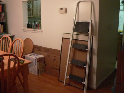 Simple Living – Making the Move