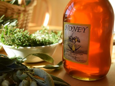 Honey-Vinegar Cough Medicine