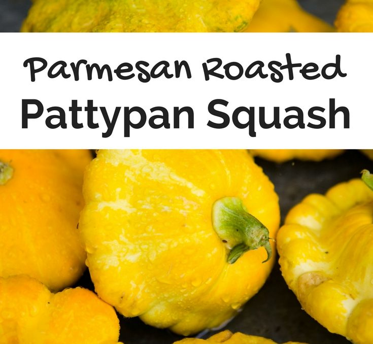 "It's summer and that means summer squash! If you are growing squash in your garden, it seems you either have too much, or not enough. If you are in the ""too much squash"" camp, you quickly find yourself discovering new ways to use all that squash. How about a great roasted pattypan squash recipe? It's quick, easy, and delicious."