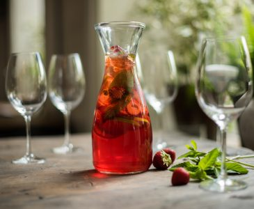 Make Your Own Herb Cordials. Cordials are fun and easy to make yourself and are great DIY gifts.