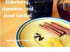 Enjoy health and tasty herb cordials.