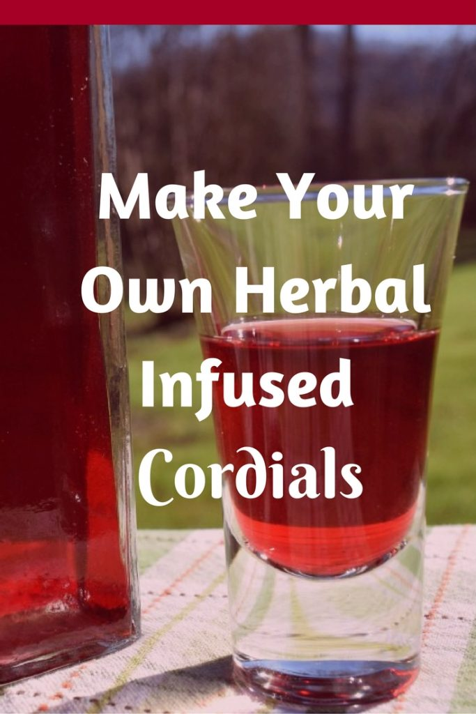 Make Your Own Herb Cordials. Cordials are fun and easy to make yourself and make great DIY gifts. Try warming herbs for winter season, cooling herbs for the warmer months, and soothing herbs for relaxing.