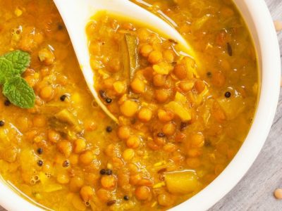 Warming Recipe -Red Lentil Dhal