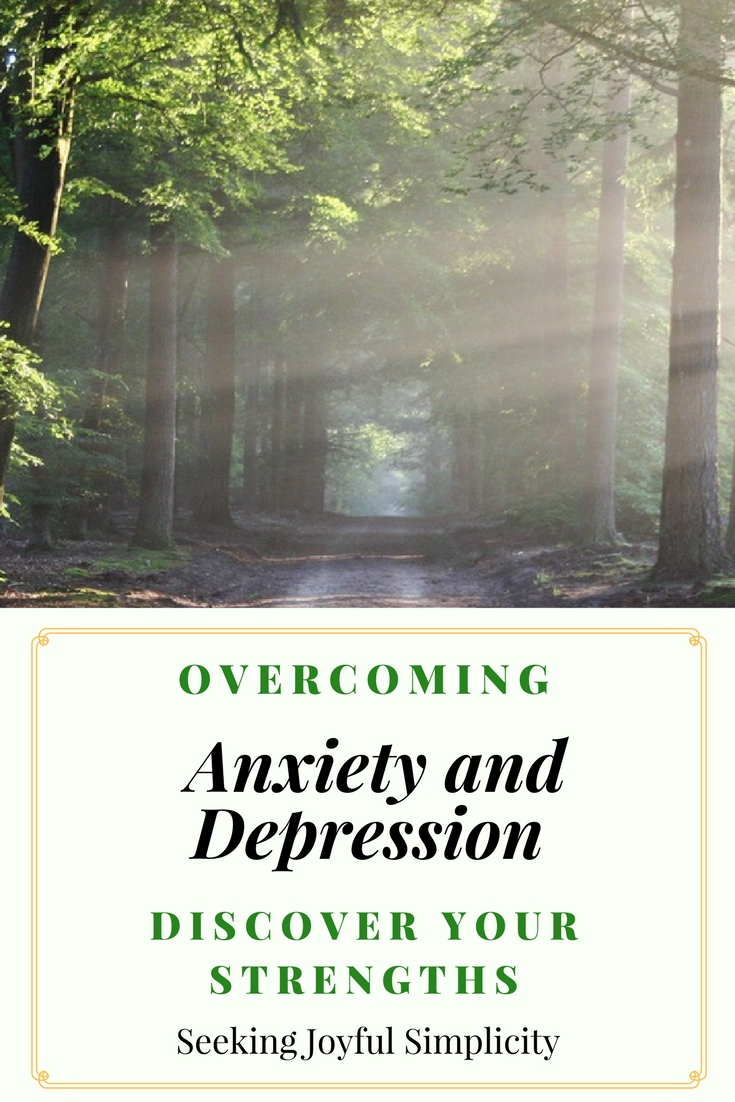 You might feel like you will never feel better, but you will. I know, because I beat anxiety and overwhelm. You are stronger than you think. Let me show you how...