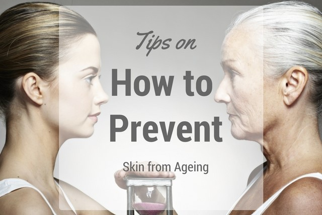 How to avoid ageing