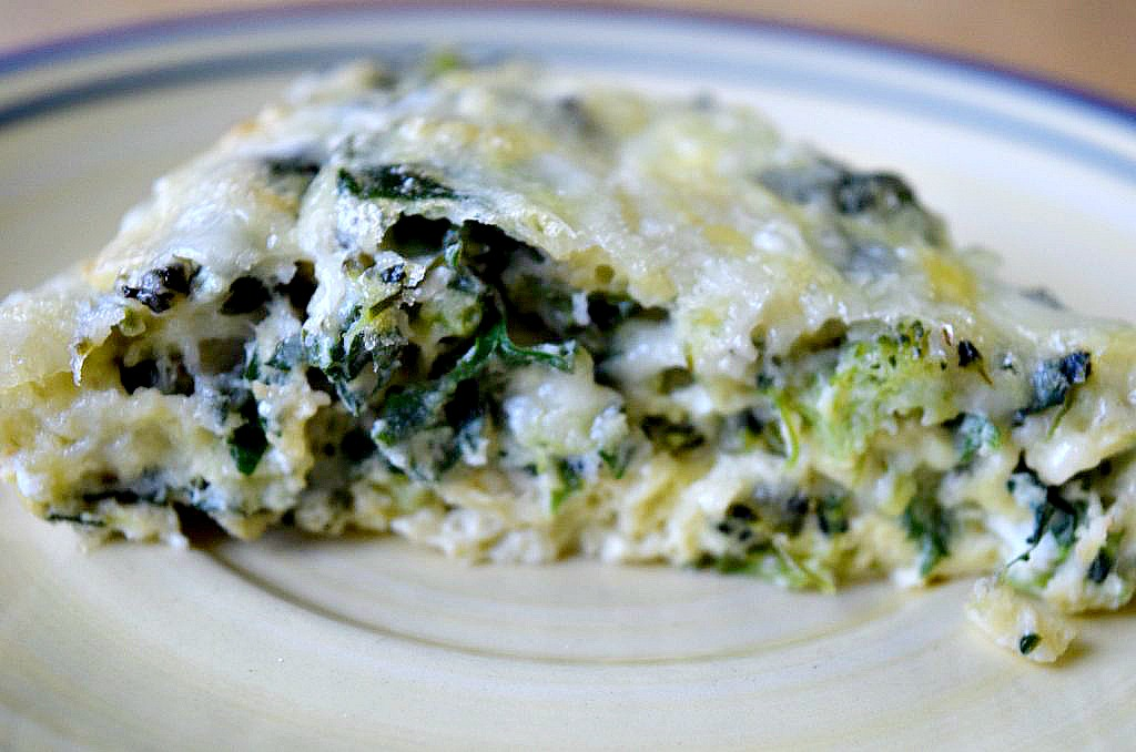 Nettle Recipe – Nettle Quiche