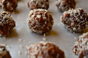 Power balls, or Zoom balls as herbalist Rosemary Gladstar calls them, are a delightful way to treat your mind and body with medicinal herbs. They are a combination of nut butter, natural sweetener, and powdered herbs. Adaptogen herbs are perfect for helping us ignite our inner woman of power and offer the following benefits: • Increase our energy • Build our resistance to stress • Support the heart • Increase endurance and stamina • Improve memory • Stimulate the immune system