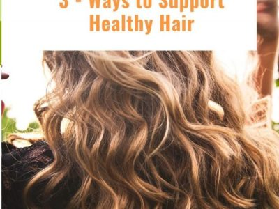 How your diet impacts your hair